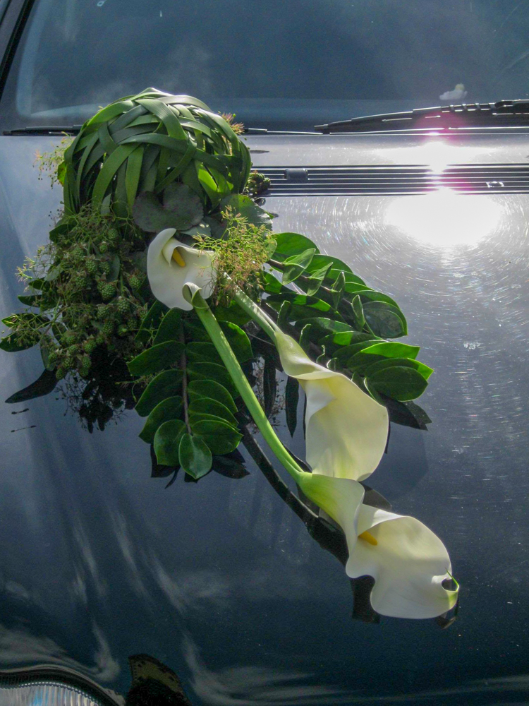 Blumen Kronenberg Krefeld - Hochzeitsfloristik